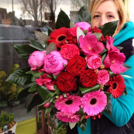 Flower Baskets Dublin : Dublin florist same day flower delivery by pm